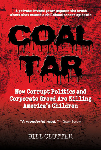 Coal Tar book cover w Scott